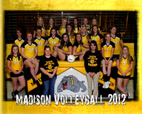 HS Volleyball 8x10