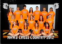 NHHS Cross Country 5x7