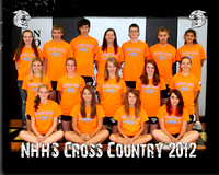 NHHS Cross Country 8x10