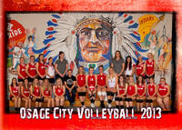 Osage City Volleyball