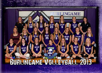 Burlingame Volleyball 5x7