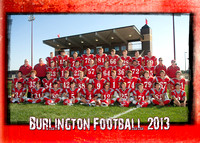 Burlington HS Football