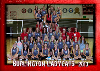 Burlington HS Volleyball
