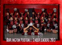 Burlington HS Football Cheer