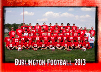 Burlington MS Football