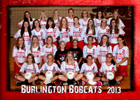 Burlington MS Volleyball