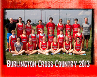 Burlington Cross Country