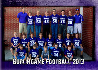 Burlingame MS Fall Sports