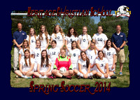 Heritage Christian School Girls Soccer