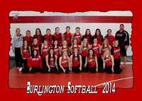 Burlington Softball