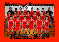 Waverly JH Basketball and Cheer