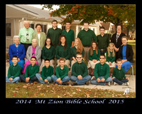 8x10 School Group