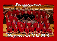Burlington MS Wrestling