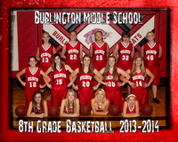 8th grade girls 8x10