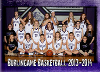 Burlingame JH Basketball