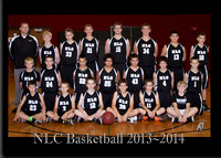 NLC Basketball and Cheer