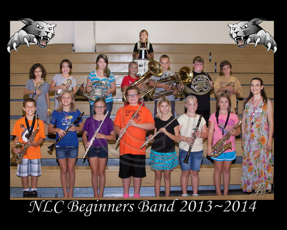 NLC Beginners Band (8x10)