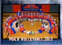 MDCV MS Football and Volleyball