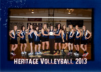 Heritage HS Volleyball 5x7