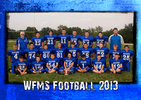 West Franklin MS Fall Sports