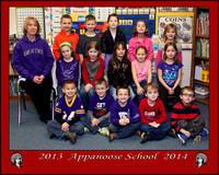 Appanoose Class Photos