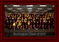 Burlington HS Graduation