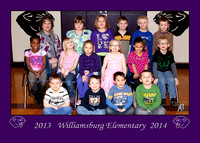 Williamsburg Class Photos